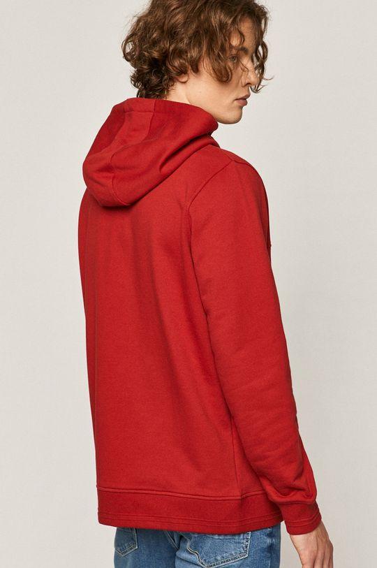 Medicine - Bluza Basic <p>Bluza granatowa/ czerwona/ zielona: 70% Bawełna, 30% Poliester  Bluza szara: 90% Bawełna, 10% Wiskoza</p>