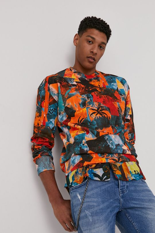 multicolor Medicine - Bluza Summer Vibes De bărbați