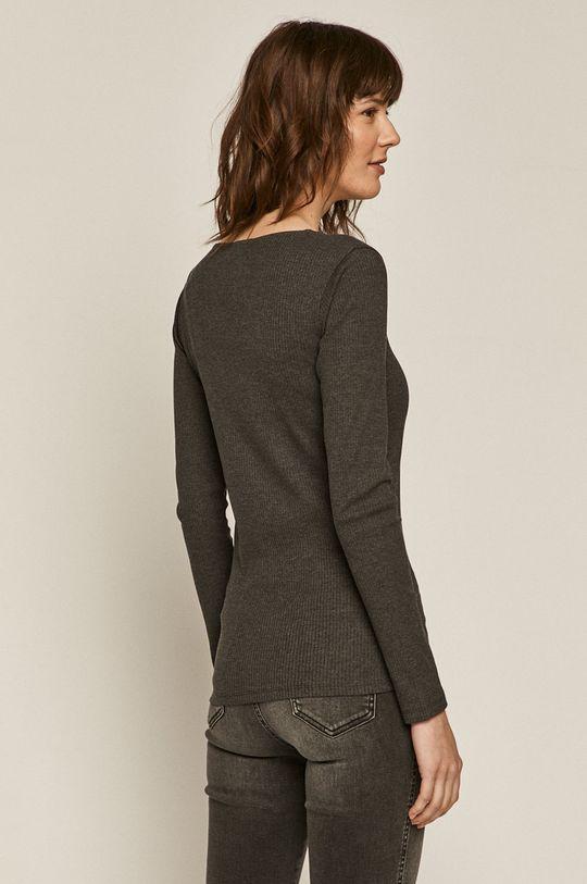 Medicine - Tričko s dlhým rukávom Basic  60% Bavlna, 5% Elastan, 35% Polyester