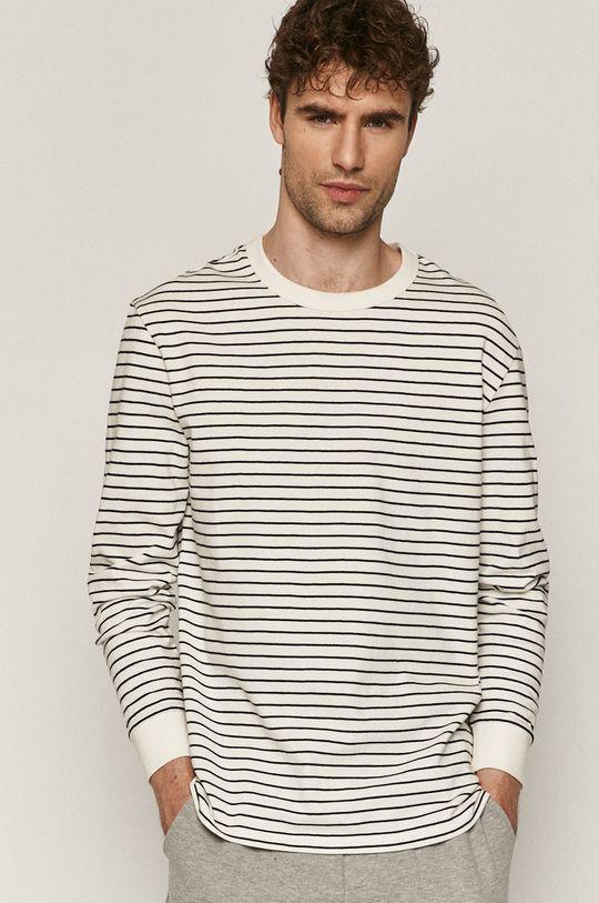 bílá Medicine - Tričko s dlouhým rukávem Basic Pánský