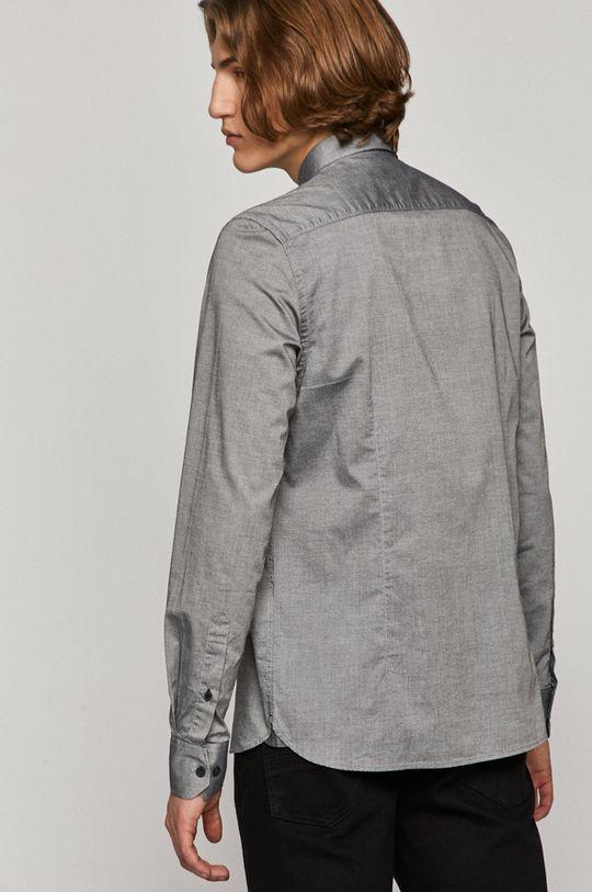 šedá Medicine - Bavlněné tričko Basic