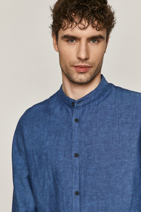 niebieski Medicine - Koszula Basic Męski