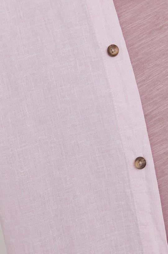 Medicine - Camasa Basic roz pastelat