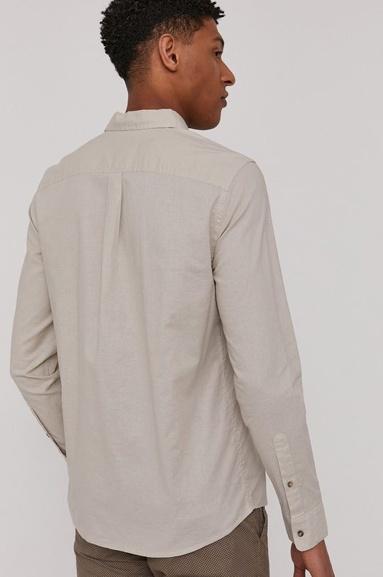 piaskowy Medicine - Koszula Basic