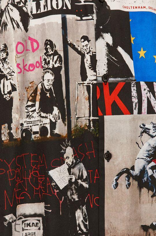 Medicine - Bavlnená košeľa Banksy's Graffiti