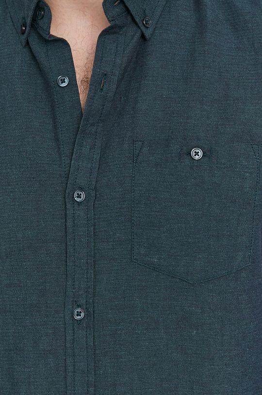 Medicine - Koszula Basic stalowy zielony