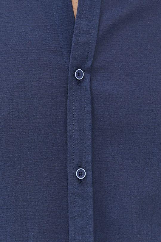 Medicine - Bavlnená košeľa Summer Heat tmavomodrá