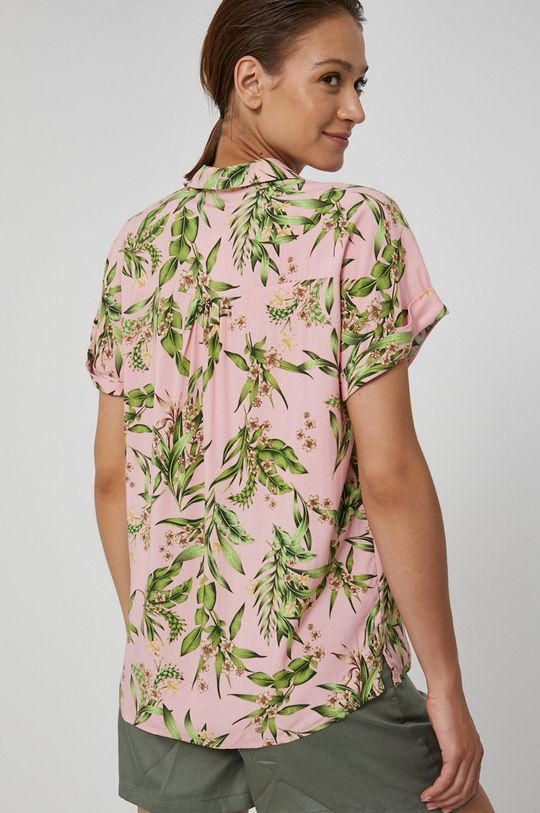 pastelowy różowy Medicine - Koszula Commercial
