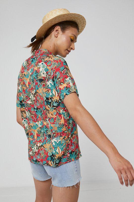 vícebarevná Medicine - Košile Commercial Dámský