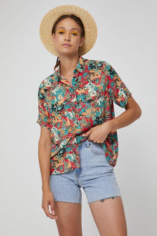 vícebarevná Medicine - Košile Commercial