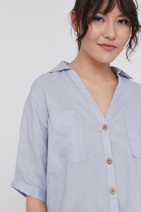 světle modrá Medicine - Košile Essential Dámský
