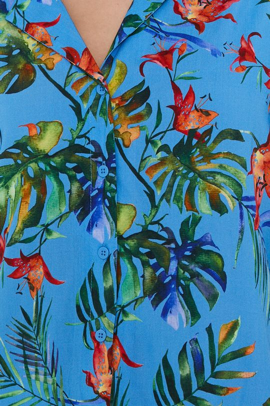 Medicine - Koszula Tropical Chaos niebieski