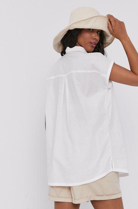 biały Medicine - Koszula Essential