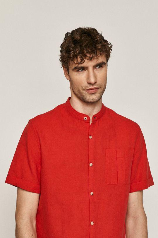 czerwony Medicine - Koszula Basic Męski