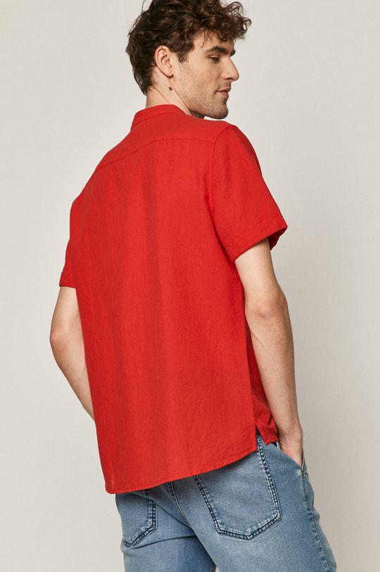 czerwony Medicine - Koszula Basic