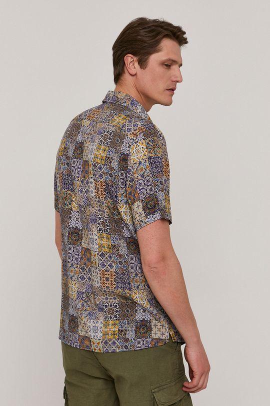 vícebarevná Medicine - Košile Modern Africa