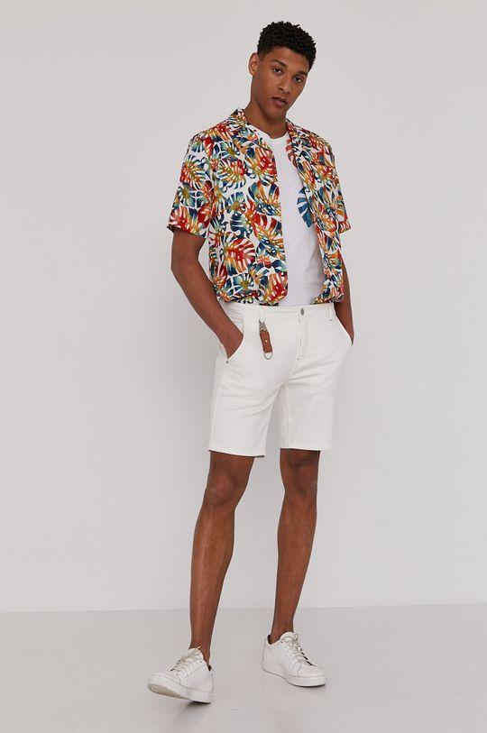 biały Medicine - Koszula Summer Vibes