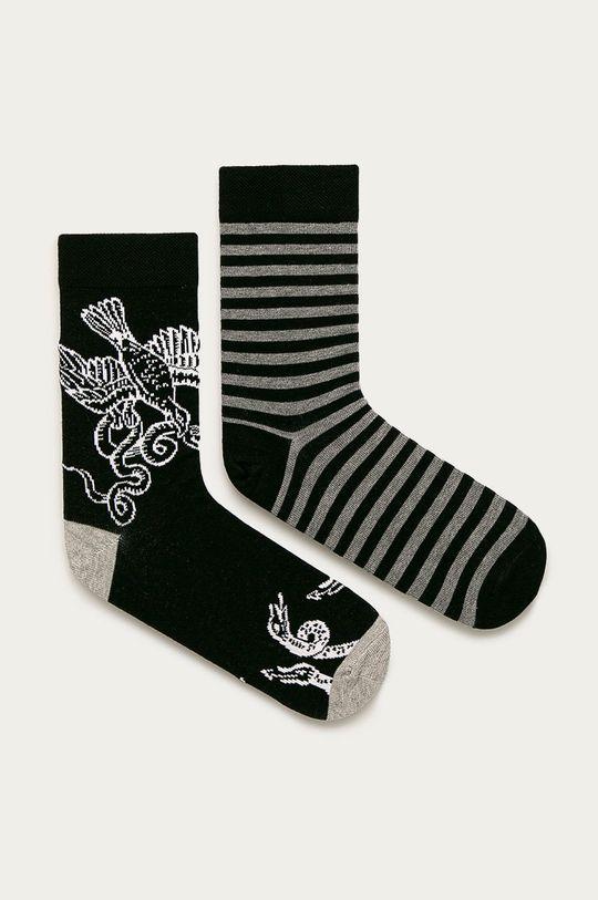 viacfarebná Medicine - Ponožky Funny (2-pak) Dámsky
