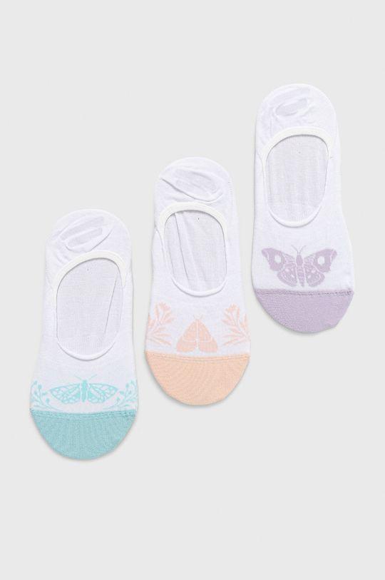vícebarevná Medicine - Ponožky Animals (3-pack) Dámský