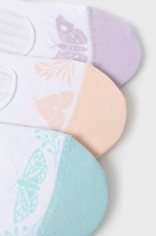 Medicine - Ponožky Animals (3-pack)  75% Bavlna, 2% Elastan, 23% Polyamid