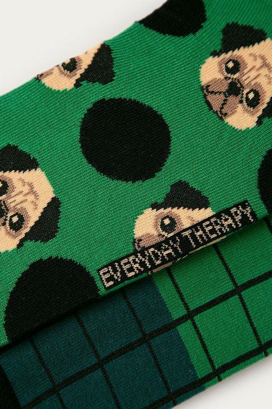 Medicine - Ponožky Animals (2-pack) vícebarevná
