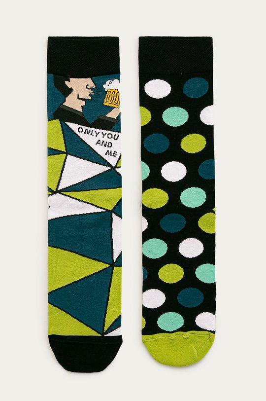 viacfarebná Medicine - Ponožky Valentines (2-pak) Pánsky