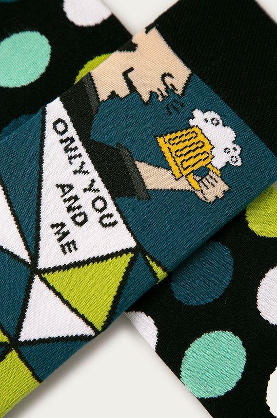 Medicine - Ponožky Valentines (2-pak) viacfarebná