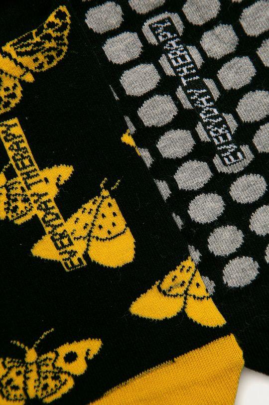 Medicine - Ponožky Funny (2-pak)  75% Bavlna, 2% Elastan, 23% Polyamid