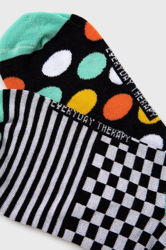 viacfarebná Medicine - Ponožky Funny (2-pak)