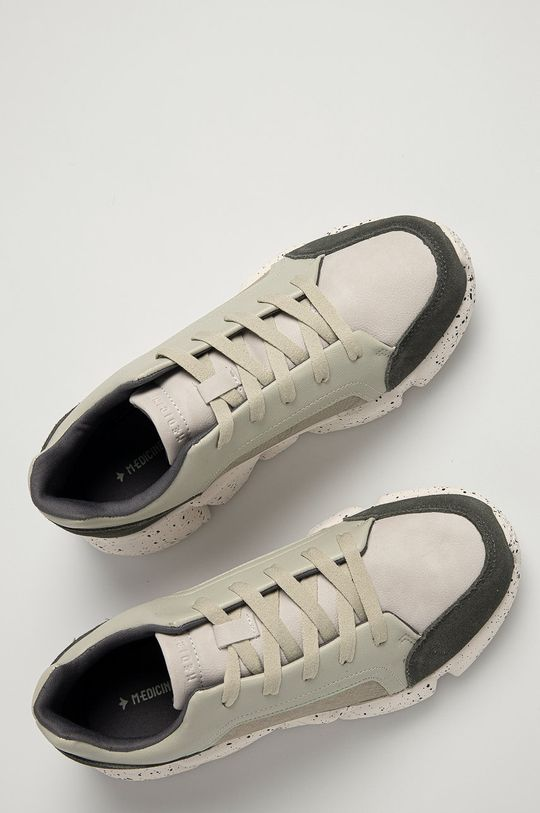 bledozelená Medicine - Topánky Essential