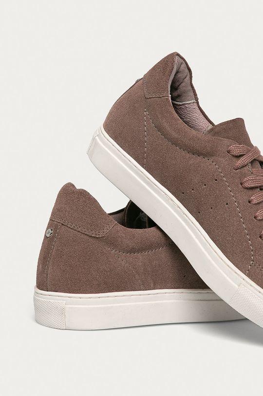 Medicine - Pantofi de piele intoarsa Basic  Gamba: Piele intoarsa Interiorul: Material textil, Piele naturala Talpa: Material sintetic