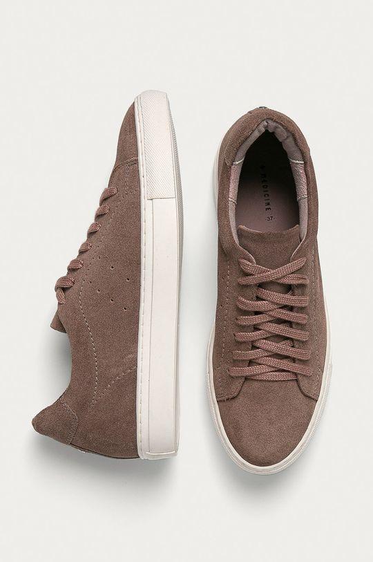 Medicine - Pantofi de piele intoarsa Basic De femei