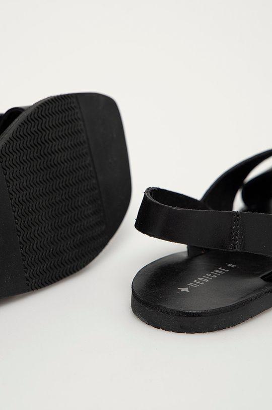 Medicine - Kožené sandály Summer Fest  Svršek: Přírodní kůže Vnitřek: Přírodní kůže Podrážka: Umělá hmota
