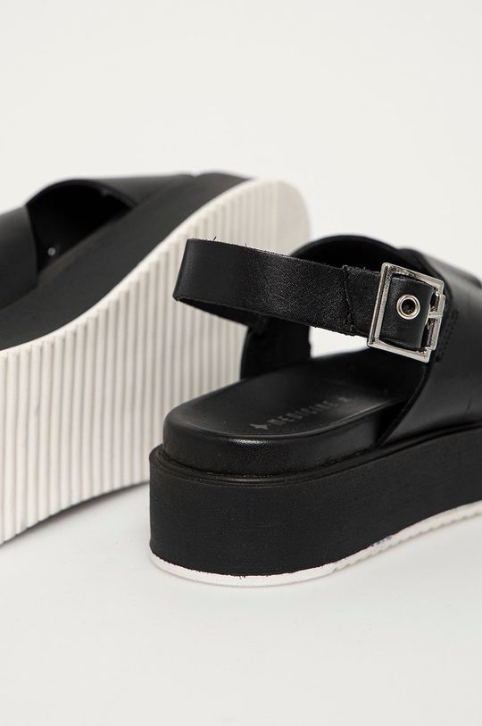 Medicine - Kožené sandály Summer Linen  Svršek: Přírodní kůže Vnitřek: Přírodní kůže Podrážka: Umělá hmota