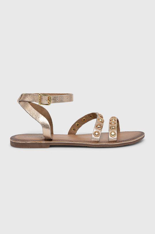zlatá Medicine - Kožené sandály Essential Dámský