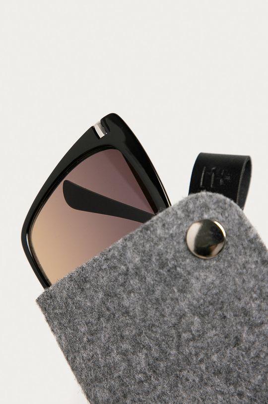 czarny Medicine - Okulary Basic