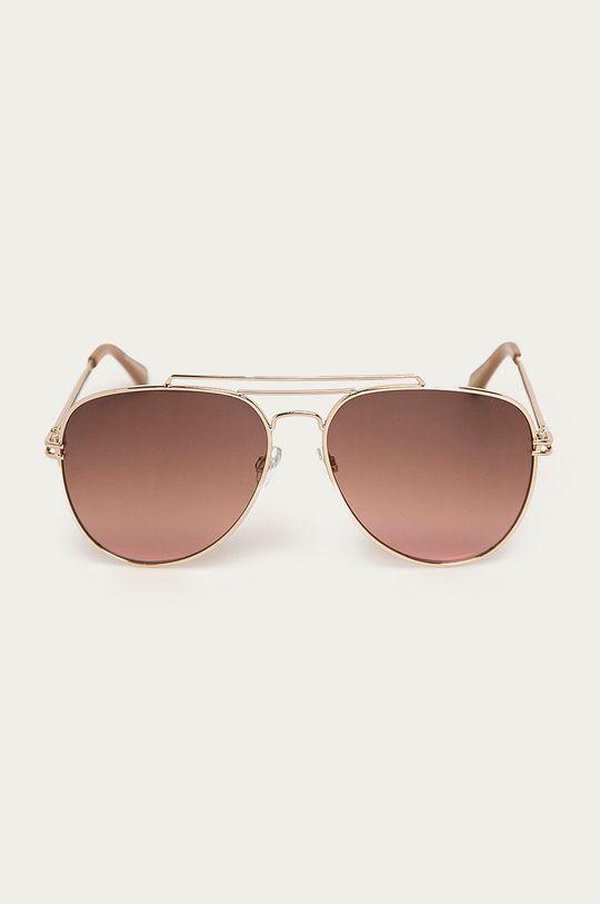 Medicine - Okulary Basic brązowy