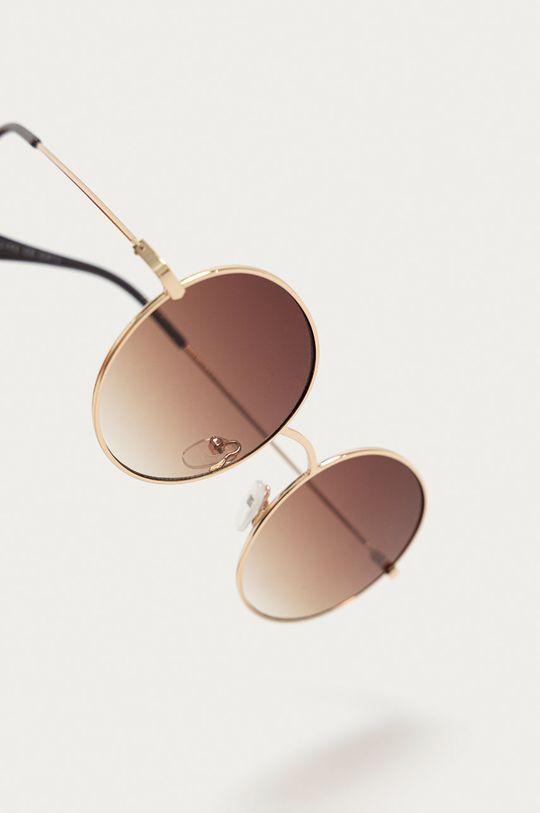 brązowy Medicine - Okulary Basic