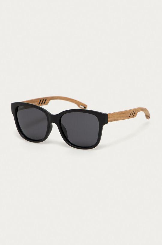 czarny Medicine - Okulary przeciwsłoneczne Basic Damski
