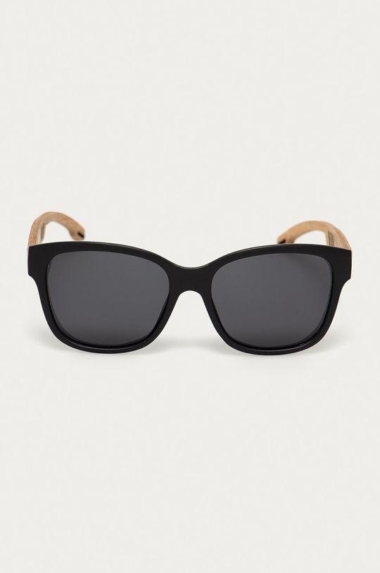 Medicine - Okulary przeciwsłoneczne Basic <p>Materiał 1: 100% Plastik, Materiał 2: 100% Drewno, Materiał 3: 100% Poliwęglan</p>
