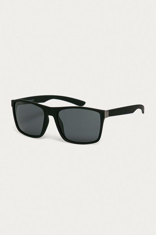 czarny Medicine - Okulary przeciwsłoneczne Basic Męski