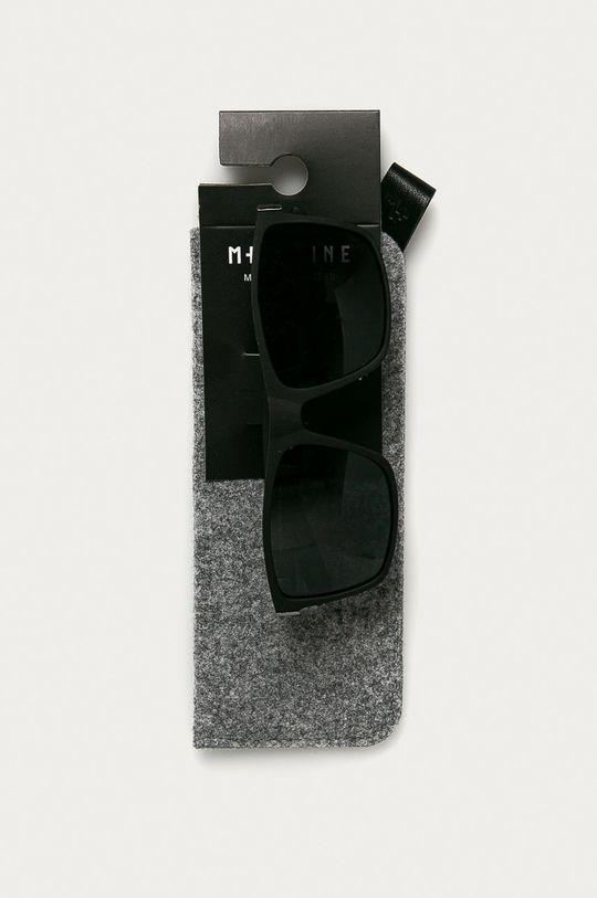 czarny Medicine - Okulary przeciwsłoneczne Basic