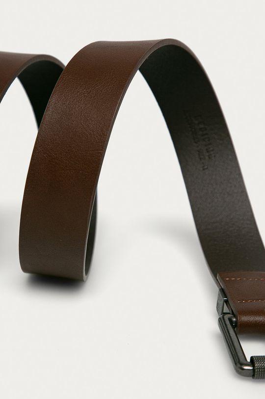 Medicine - Pasek Basic brązowy