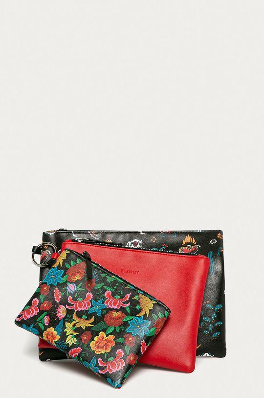 vícebarevná Medicine - Kosmetická taška (3-pack) Dámský