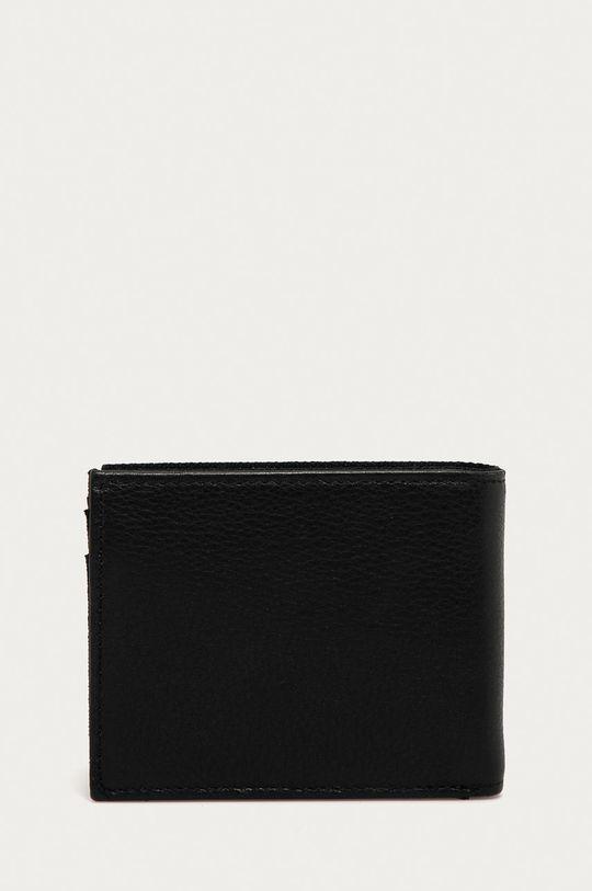 černá Medicine - Kožená peněženka Basic