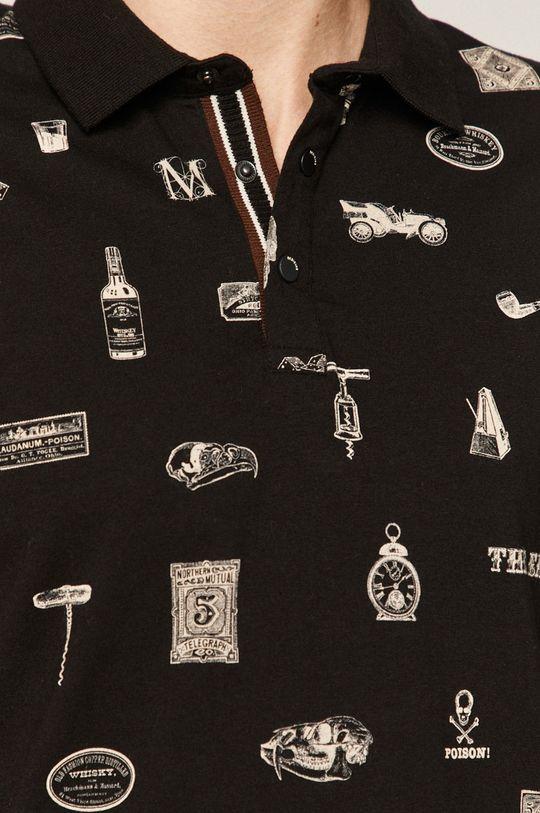 Medicine - Tricou Polo Whiskey Bar De bărbați
