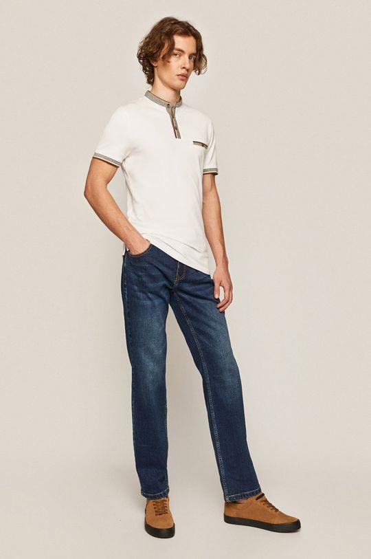 Medicine - Polo tričko Comfort Classic biela