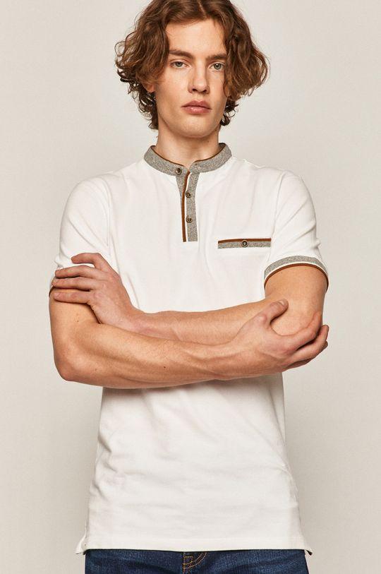 biela Medicine - Polo tričko Comfort Classic