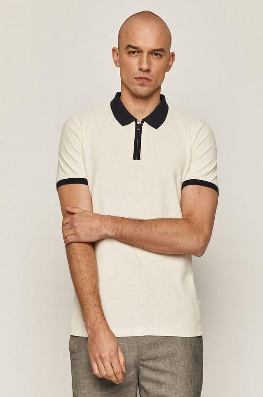 Medicine - Tricou Polo Casual Elegance  100% Bumbac