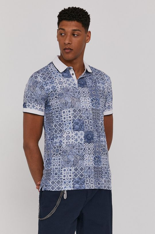 Medicine - Polo tričko Modern Africa  98% Bavlna, 2% Elastan